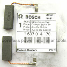 Bosch Carbon Brushes for AKE 35-18 S Chain Saw Chainsaw Part 1 607 014 170