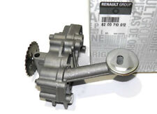 POMPE A HUILE RENAULT 2.2 DCI G9T (D'ORIGINE 8200710012)