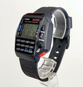 Men's DIGITAL Calculator-Watch Watch CASIO (1175) CMD-40B. TV Remote Controller