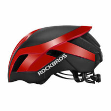 RockBros Mountain MTB Bicycle Bike Cycling Helmet 57cm-62cm EPS 3 in 1 RED