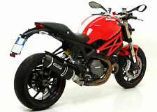 SILENCIEUX ARROW DARK DUCATI MONSTER 1100 EVO 2011/12/13 - 71452KZ+71786AKN