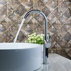NEW Kitchen Basin Bathroom Swivel Brass Sink Faucet Mixer Water Tap Chrome