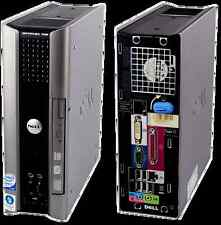 Dell Optiplex 755 USFF Core 2 Duo@ 2.20Ghz RAM: 2GB DDR2 /HDD: 160GB  SATA