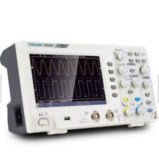 Labloot Lb1202 Digital Storage Oscilloscope 2 Channels 220mhz 1gss Lcd Usb