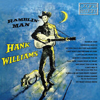 Hank Williams - Ramblin' Man CD