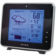 AcuRite 13230 Weather Station with Temperature, Humidity, Moon Phase, Pressure