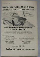 1961 Ford Original advert No.2