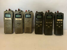 Lot Of 6 Macom P5100 Model Mahm S8rxx Radio For Parts Not Tested