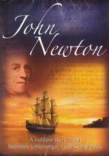 NEW Sealed Christian Documentary DVD! John Newton (Amazing Grace Composer)