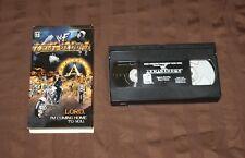 WWF - Armageddon 2000 (VHS) WWE WCW NON RENTAL