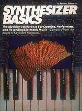 Synthesizer Basics by Various Authors