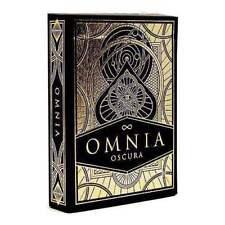Mazzo di carte Omnia Oscura by Giovanni Meroni - Carte da gioco