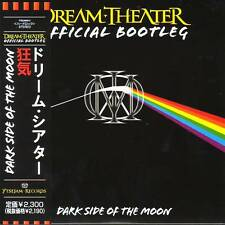 DREAM THEATER plays PINK FLOYD Dark Side Of The Moon 2CD MINI LP