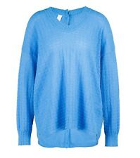ISCHIKO Pullover Adelis - Blue - Size 10/12 - Brand New With Tags