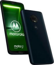 Motorola Moto G7 Plus XT1965-3 Single Sim Deep Indigo, Neu Sonstige