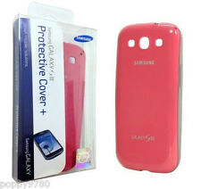 Samsung Protective Plus Bumper OEM Original Case for Samsung Galaxy S3 PinkGray