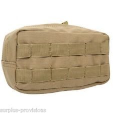 Condor MA8 Tactical Utility Mag Pouch Tan - pack tools & gear