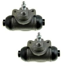 Rear Brake Wheel Cylinders Set Left & Right Honda Passport Isuzu Rodeo 1998-1999