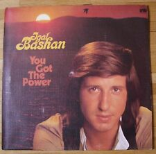 IGAL BASHAN You Got The Power LP/GER incl. POSTER