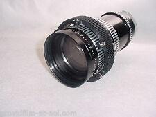 Schneider Cinema Tele Zoom lens PL mt, Focus gear, PRISTINE 4 HDSLR, HDV, 35mm