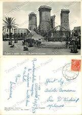 Cartolina di Santa Maria al Bagno (Nardò), le quattro colonne - Lecce, 1957