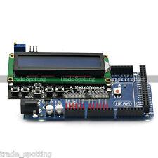 SainSmart Mega2560+1602 LCD Keypad Shield Kit for Arduino ATMEL ATMEGA8U2 AVR