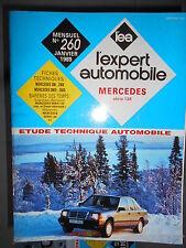 Mercedes série 124 - 200 230 250 : revue technique EA 260