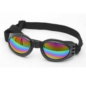 Small Dog Portable COOL Sunglasses Doggy Goggles UV Sun Glasses Eye Protection