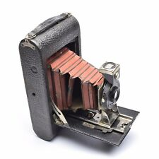 Thornton Pickard Erecto Folding Camera with Marvel Shutter c. 1917