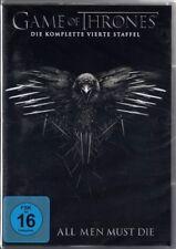 GAME OF THRONES, Staffel 4 (5 DVDs) NEU+OVP