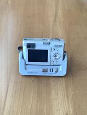 Casio EXILIM Z4U 4.0MP Digital Camera - Silver