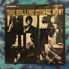 The Rolling Stones LP The Rolling Stones, Now LONDON Stereo BLIND MAN TEXT
