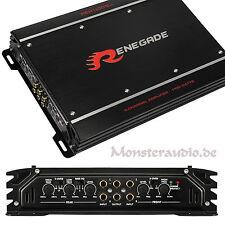 Renegade REN1100S MK3 4-Kanal PKW Verstärker Auto Endstufe über 1000 Watt