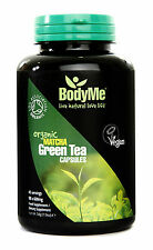 Bodyme Matcha biologico tè verde CAPSULE 600mg x 90 | Soil Association Certified