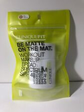 Clinique Workout Makeup Broad Spectrum SPF 40 ~ 03 Light/Mwdium Brand New
