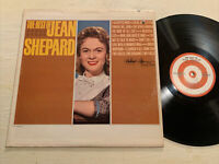 The Best Of Jean Shepard Greatest Hits LP Capitol Starline Mono EX!!!!