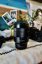 Sony Zeiss Vario-Tessar T* 24-70mm f/4 ZA OSS