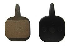 Tektro IO organic disc brake pads, 1 pair, Novela, Aquila, Gemini N11.11