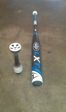 Louisville Slugger Lxt Fastpitch Softball Bat Disc S1iD Ring and Rattle Removal