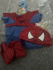 """Build A Bear Style 16"""" Spiderman Costume"""