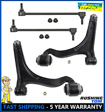 New 4 PC Set 2 Lower Control Arms And 2 Sway Bar Link Kits for a 04-08 Pacifica