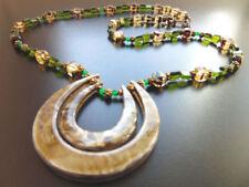 Modeschmuck-Halsketten & -Anhänger aus Acryl für Damen für besondere Anlässe