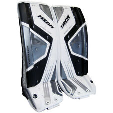 Tron Mega Goalie  Ice Hockey and Roller Hockey Leg Pads - Junior 26+1