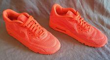 Nike Air Max Herren Schuhe/ Sneaker Gr. 43 Neon Orange wie neu