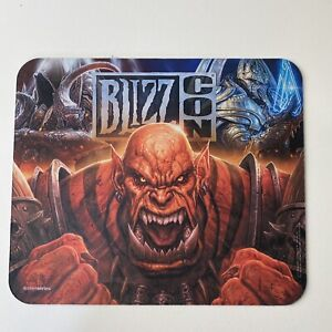 SteelSeries Blizzcon Limited Edition WoW Diablo StarCraft Mousepad