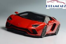 Make Up/EIDOLON EM400 1/43 Lamborghini Aventador S Ad Personam 2017 Pebble Beach