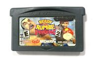 Ready 2 Rumble Boxing: Round 2 NINTENDO GAMEBOY ADVANCE GBA Tested + Working!