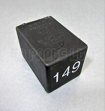 VW SEAT FORD MPV Negro Relé 7m0963141 (no 149) 4 pines EAP 95vw-14512-aa