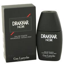 DRAKKAR NOIR by Guy Laroche 1 oz 30 ml EDT Cologne Spray for Men New in Box