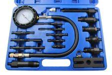 US PRO 16pc Diesel Engine Cylinder Pressure Compression Tester Set 5387